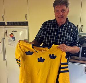 Per Brandser vann JEM-guld 1972 och gjorde fyra A-landskamper för Tre Kronor.