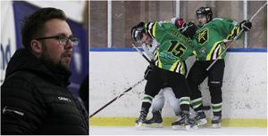Lindefallets tränare Andreas Arvidsson har ett intressant lag att jobba med kommande säsong.