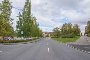 Ringvägen utanför tågstationen bör vikas enbart åt bussar, enligt bland annat Inlandsbanans idéer.