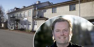 Anders Skoglund utökar sitt fastighetsinnehav i Ludvika med ett hotell.