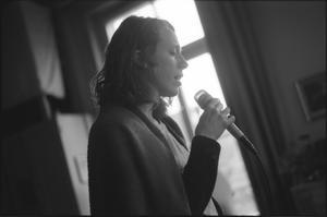 Karoline Espås är sångerska i bandet Nu Dag. Bild: Arnaud Mader