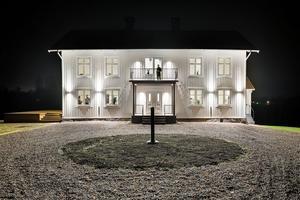 På andra plats kommer denna gård i Forsbo i Stora Skedvi, Säters kommun. Foto: Fastighetsbyrån