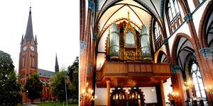 En konkurs har gjort att Sundsvalls församling har förlorat stora pengar när man skulle renovera sin kyrkorgel, men kyrkan står fortfarande utan en spelbar kyrkorgel.