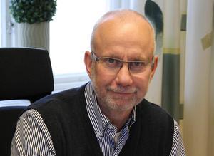 Peter Håkanson, förbundschef på NVK, fick kraftig kritik från anställda. FP avslöjade också att han tvingats bort från tre av sina senaste arbetsplatser. Foto: Privat