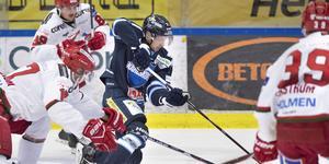 BIK och Modo blev femma och sexa i grundserien. Bild: Tommy Pedersen/TT