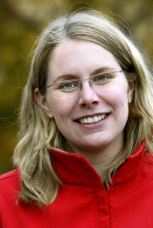Therese Nyberg, 28 år, revisor, Sundsvall:- Vet inte faktiskt. Är inte insatt.