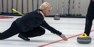 Anette Norberg gör sin andra säsong med Uppsalalaget IK Fyris.