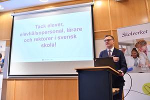 Den senaste Pisarapporten presenterades den 3 december.
