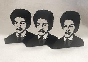 Bokstöd med och för Dawit Isaak.