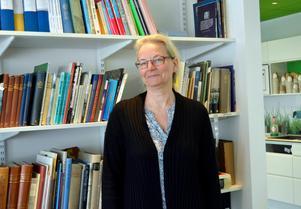 Katja Gillander Gådin, folkhälsoprofessor vid Mittuniversitetet.