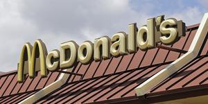 I mars 2001 var McDonald's säkra på att en restaurang skulle etableras i Nynäshamn. Men i juni 2003 hade verkligheten förändrats. Bild: Alan Diaz/ TT