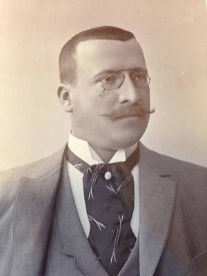 Wickström var den som skrev berättelsen om Arnljot och som Petterson-Berger sedan blev känd för att ha gjort opera av.