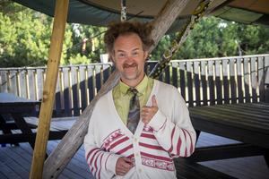 Felix Lexfors karaktär Kantorn har blivit populär bland barnen.