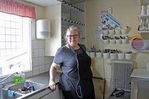 Det gamla och dåligt fungerande diskrummet är ett problem för verksamheten, liksom opålitlig el och fuktproblem.