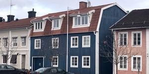Fredsgatan 37, Sala, såldes för 3 470 000 kronor.