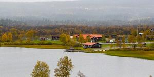Idamic, kommunens dagverksamhet, har sina lokaler på Risnäset i Funäsdalen.