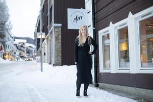 Josefin Klargård öppnar nu Mixx i Vardagsrummets gamla lokaler.