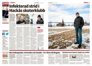 Faximil: Länstidningen 11 april 2019