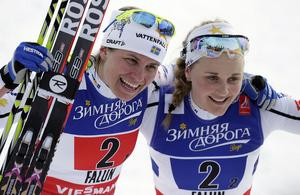 Ida Ingemarsdotter och Stina Nilsson är två av stjärnorna som kommer till Supersprinten.