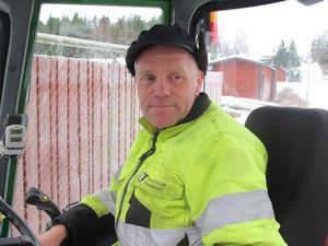Kimmo Jaatinen, 56, anläggningsarbetare, Hölö:– Uttern. För den är så sällsynt fortfarande.
