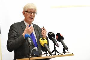 Johan Carlson, Folkhälsomyndigheten. Bild: TT