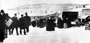 Gregoriemarknad 1910.