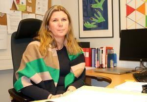 Malin Holm, HR-chef på Kumla kommun