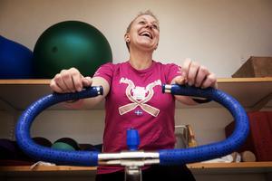 Att jobba med det friska är något Isabella Scandurra valt att fokusera på. På fysioterapin har hon anmält sig till ett nytt projekt som vänder sig till cancerpatienter.