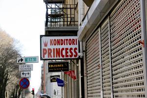 Det dröjer flera veckor innan Konditori Princess öppnas på nytt.