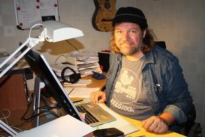 Björn Petterson är Doug Seegers agent och gode vän.