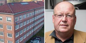Hans Granlund (V) skriver i insändaren att Vänsterpartiet kommer att samla in namn för att få till en folkomröstning om försäljningen av Brukskontoret.