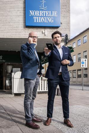 Sent på tisdagen meddelade Daniel Nordström att Carl Juborg har utsetts till ny chefredaktör för Norrtelje Tidning.