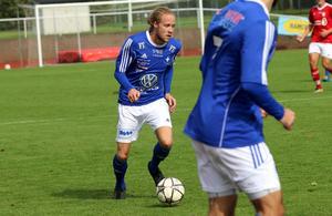 Brian Andreassen spelade i IFK Falköping så sent som 2019, men gick tillbaka till Falköpings FK inför den gångna säsongen. Nu återvänder han på nytt till