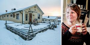 Sedan 2002 har Lena Harrysson drivit restaurangverksamhet i det tidigare postkontoret i Norråker.