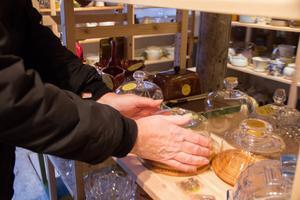 Ostkupor, liksom smörbyttor som står längre in på hyllan, säljer bra.