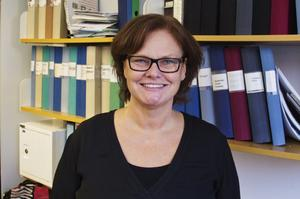 Ann-Christine Magnusson, socialchef i Avesta kommun.