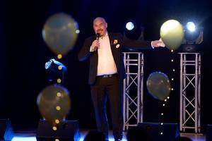 Timrås näringslivschef Christian Söderberg.