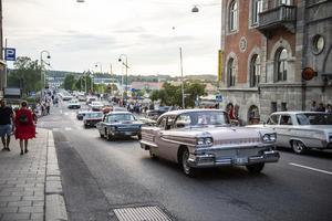 Kommunen har intervjuat invånarna om Nybrogatan. Bild: Viktor Sjödin