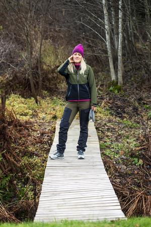 I Sundsvall känner Josefin Hallman bara till en handfull personer som drabbats av dystoni.