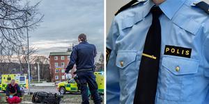 En utredning om vårdslöshet i trafik är inledd för att reda på vad som hänt i fyrhjulingsolyckan i Smedjebacken där en ung man dog på påskdagen. Foto: Niklas Hagman/TT