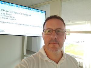 Sören Thor, enhetschef på Länsstyrelsen Västernorrland. Foto:  Länsstyrelsen Västernorrland