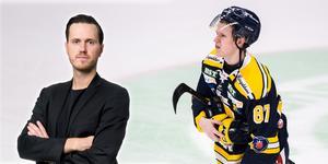 Hugo Gustafsson sänktes av en sen tackling mot Björklöven. Reglerna behöver bli hårdare, skriver LT-sportens Jacob Sjölin.