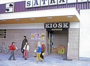 Sätra Centrum. 1973.