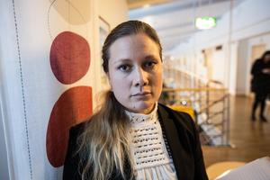 Assistentåklagare Susanna Petersson.