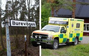 Montage: Burevägen har länge varit ett bekymmer för ambulansen under julmarknaden.