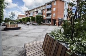 Storgatan i Järna. Foto: Edis Porori