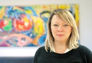Marina Rajala, jurist på Sveriges Allmännytta. Foto: Sveriges Allmännytta