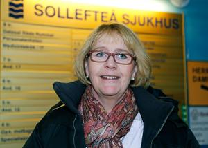 Irene Svenonius (M), fortsätter som finanslandstingsråd och ordförande i Landstingsstyrelsen