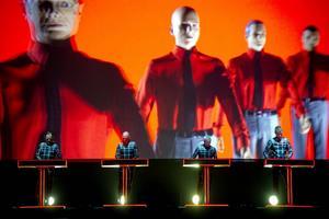 Kraftwerk besökte Slottsskogen 2012. ARKIVBILD