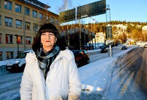 Annicka Burman (V) lämnar politiken 2018 efter några stormiga år i landstinget.